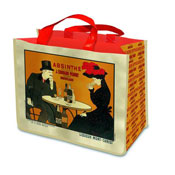 Reusable Absinthe Pernot Shopper