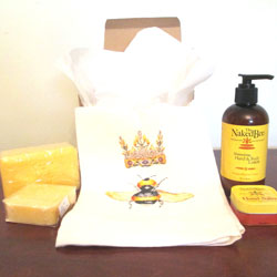 Queen Bee Gift Box