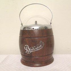 English Biscuit Barrel