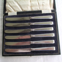 Box Set Knives