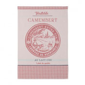 """Camembert""  Towel"