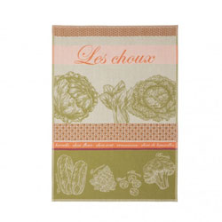 """Les Choux"" French Towel"