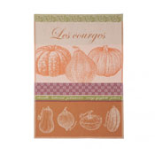 """Courges"" Towel"