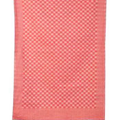 Red  Checkered French Towel