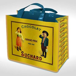":Chocolat Suchard"" Shopping Bag"